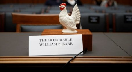 ΗΠΑ: Ο Μπαρ δεν εμφανίστηκε να καταθέσει στην Επιτροπή Δικαστικών Θεμάτων της Βουλής των Αντιπροσώπων