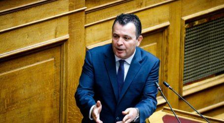 Αναπληρωτής κοινοβουλευτικός εκπρόσωπος ΝΔ: Η Ελλάδα δεν είναι ξέφραγο αμπέλι να μπαίνει κανείς παράτυπα