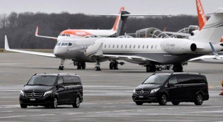 Αλγερία: Το αεροσκάφος του Μπουτεφλίκα αναχώρησε από το αεροδρόμιο της Γενεύης