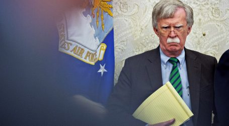 Μπόλτον: Δεν ακολουθούμε πολιτική αλλαγής καθεστώτος στο Ιράν – Η απειλή δεν έχει τελειώσει