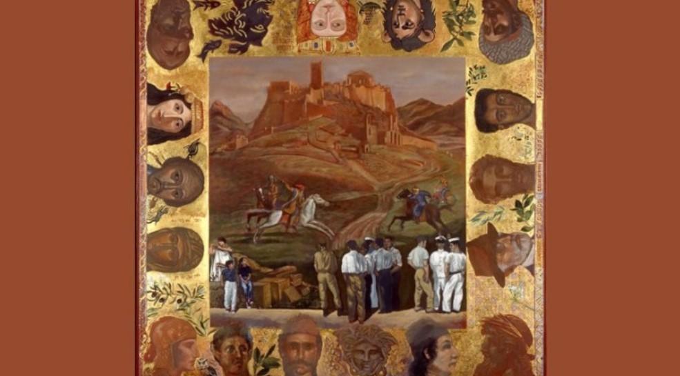«ΜυθΙστορικά» του Αλέκου Λεβίδη, μια έκθεση ζωγραφικής και ιστορίας έως 14/03
