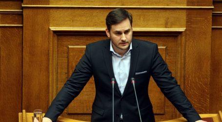 Μ. Γεωργιάδης (Ένωση Κεντρώων): Καμιά πραγματική βούληση για την αναθώρηση