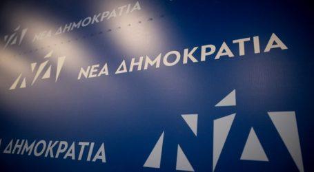 ΝΔ: Αμυράς, Αράχωβα, Καιρίδης υποψήφιοι στις εθνικές εκλογές