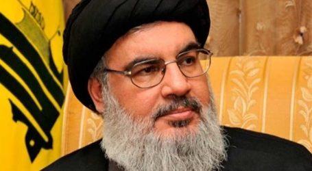Λίβανος-Παρέμβαση Χεζμπολάχ: Ο Νασράλα προειδοποιεί ότι οι διαδηλώσεις μπορεί να οδηγήσουν σε χάος