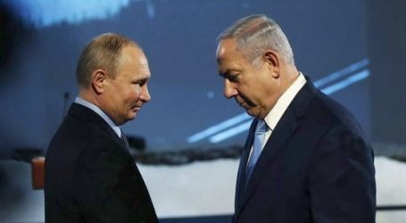 Συνάντηση Πούτιν – Νετανιάχου στο Σότσι με θέμα τη Συρία