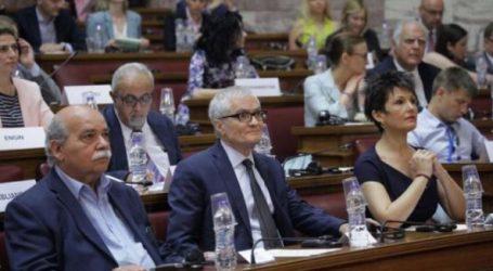 Στη Βουλή ο πρόεδρος της Κοινοβουλευτικής Συνέλευσης του Συμβουλίου της Ευρώπης