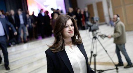 Νοτοπούλου: Δεν φοβάμαι το πολιτικό κόστος