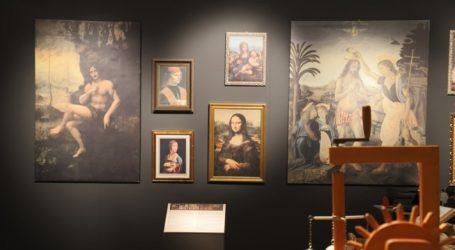 Θεσσαλονίκη: Ο εφευρέτης και καλλιτέχνης Λεονάρντο Ντα Βίντσι