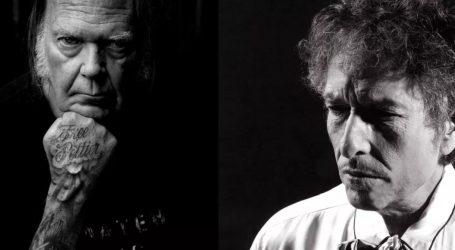 Μπομπ Ντίλαν και Νιλ Γιανγκ ξανά μαζί στη σκηνή μετά από 25 χρόνια