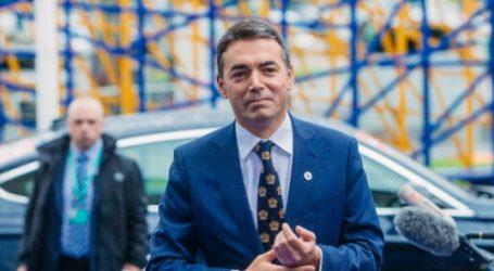 Ντιμιτρόφ: Η ΕΕ να ξεκινήσει ενταξιακές διαπραγματεύσεις με την Βόρεια Μακεδονία – Τα ενθαρρυντικά μηνύματα δεν αρκούν