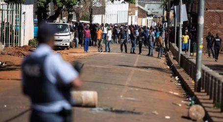 Νότια Αφρική: Πέντε νεκροί σε ξενοφοβικά επεισόδια στο Γιοχάνεσμπουργκ και την Πρετόρια