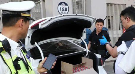 Σεούλ: Άνδρας έριξε το φορτωμένο με γκαζάκια αυτοκίνητό του, στην πύλη της πρεσβείας των ΗΠΑ