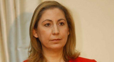 Ξενογιαννακοπούλου: Ο αντικυβερνητισμός δεν αποτελεί πολιτικό στίγμα για την Κεντροαριστερά