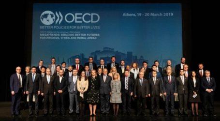 Διακήρυξη ΟΟΣΑ: Μεγαλύτερη συνεργασία μεταξύ των εθνικών κυβερνήσεων για να αντιμετωπιστούν οι προκλήσεις της νέας εποχής