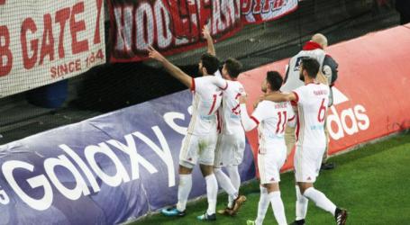 Super League: Παρέμεινε στην κορυφή ο Ολυμπιακός