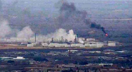 """ΗΠΑ: Έκρηξη σε διυλιστήριο πετρελαίου στο Ουισκόνσιν- """"Αρκετοί τραυματίες"""""""