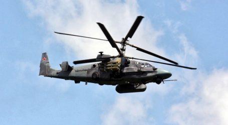 Ουκρανία: Τέσσερις νεκροί σε συντριβή στρατιωτικού ελικοπτέρου