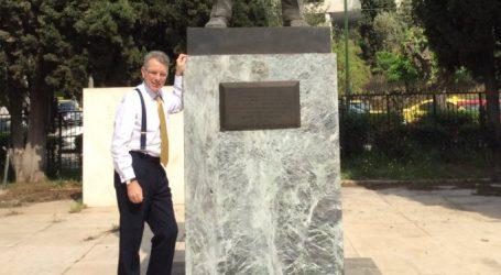 Πάιατ: Σύμβολο της συμμαχίας Ελλάδας- ΗΠΑ, το άγαλμα Τρούμαν
