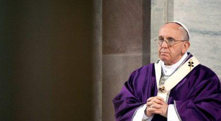 Ο Πάπας δωρίζει 100.000 ευρώ για πρόσφυγες και μετανάστες στην Ελλάδα
