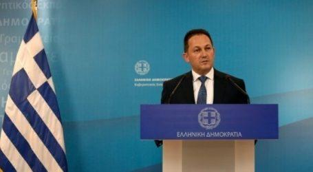 Πέτσας: Το βασικό ζήτημα του μεταναστευτικού είναι να περιοριστούν οι εισροές από την Τουρκία