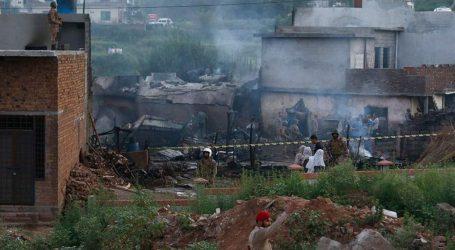 Πακιστάν: 17 νεκροί σε συντριβή στρατιωτικού αεροσκάφους