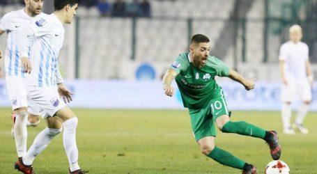 Super League | Ξεχωρίζει το Παναθηναϊκός- Αστέρας Τρίπολης