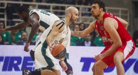 Basket League: Απόλυτος κυρίαρχος ο Παναθηναϊκός