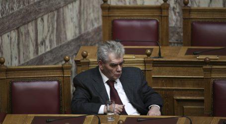 Ο Παπαγγελόπουλος καλεί τους βουλευτές της ΝΔ να δηλώσουν αν υπάρχουν γεγονότα που μπορούν να δικαιολογήσουν δυσπιστία για αμεροληψία