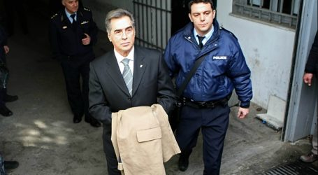 Απορρίφθηκε η αίτηση αναίρεσης Παπαγεωργόπουλου για την υπεξαίρεση των 17,9 εκατ. ευρώ