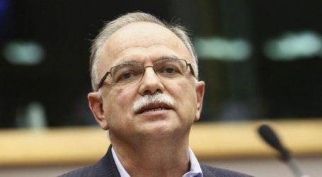 Η Ευρωομάδα της Αριστεράς αποφάσισε ομόφωνα να προτείνει τον Δημήτρη Παπαδημούλη για τη θέση του Αντιπροέδρου του Ευρωπαϊκού Κοινοβουλίου