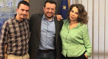 Συνάντηση Παππά με μέλη της ΛΟΑΤΚΙ κοινότητας – υποψήφιους περιφερειακούς συμβούλους Αττικής