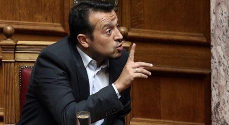 Παππάς: Τι να πει ο Μητσοτάκης σε ντιμπέιτ; Για το «Μακεδονία-Σκόπια» ή για το σχέδιό του να κόψει τις επικουρικές;
