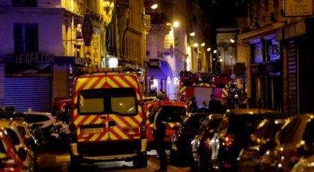 Επίθεση στο Παρίσι   Μακρόν: Δεν υποχωρούμε ούτε σπιθαμή μπροστά στους εχθρούς της ελευθερίας