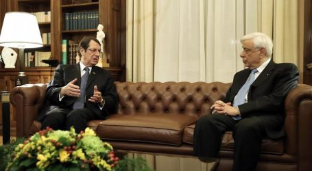 Παυλόπουλος και Βούτσης στο συνέδριο «Προεδρική Δημοκρατία versus Προεδρευομένη Κοινοβουλευτική Δημοκρατία»
