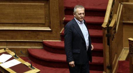 Παφίλης: Η στάση του γγ του ΝΑΤΟ είναι ένα ακόμα χαστούκι στην κυβέρνηση