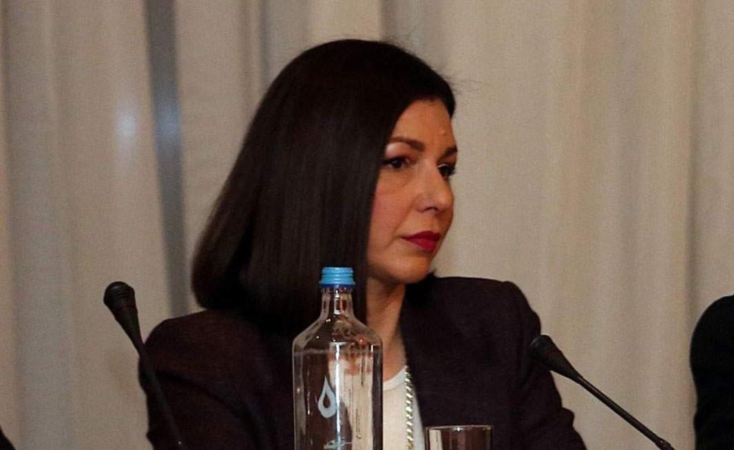 Η Αριστοτελία Πελώνη αναλαμβάνει αναπληρώτρια κυβερνητική εκπρόσωπος