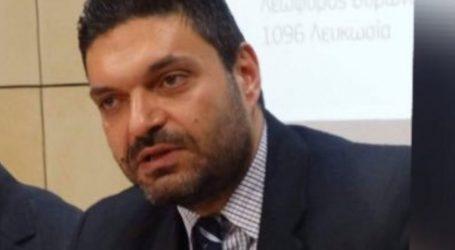 Στην Αθήναο υπουργός Εσωτερικών της Κυπριακής Δημοκρατίας