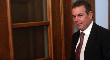 Πετρόπουλος: Δεν υπάρχει θέμα εξαίρεσης Μπαλαούρα και των συνταξιούχων της ΤτΕ