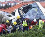 Πορτογαλία: 29 νεκροί Γερμανοί τουρίστες σε τροχαίο λεωφορείου (vid & pics)