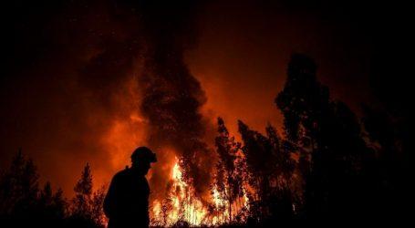 Πορτογαλία: Τέθηκε υπό έλεγχο η μεγάλη πυρκαγιά – Πυροσβέστες παραμένουν στο σημείο για τον κίνδυνο αναζωπύρωσης