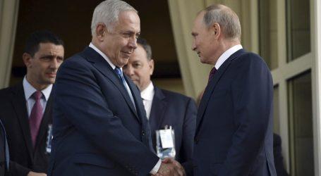 Συνάντηση Πούτιν- Νετανιάχου: Στο επίκεντρο οι εξελίξεις στη Μέση Ανατολή