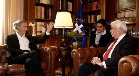 ΠτΔ: Να κάνουμε την Ευρώπη μας συνεκτική, ισχυρή και ελκυστική