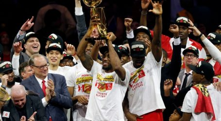 NBA: Έγραψαν ιστορία οι Ράπτορς κατακτώντας το πρωτάθλημα (vid)