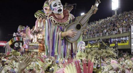 Βραζιλία: Η πολιτική στο επίκεντρο του καρναβαλιού του Ρίο ντε Ζανέιρο