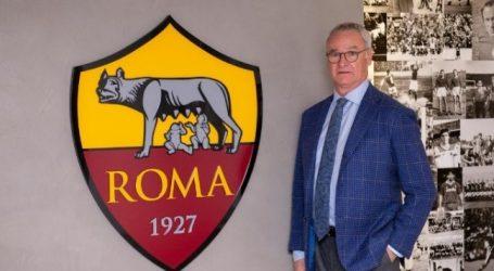 Η Ρόμα ανακοίνωσε επίσημα τον Ρανιέρι