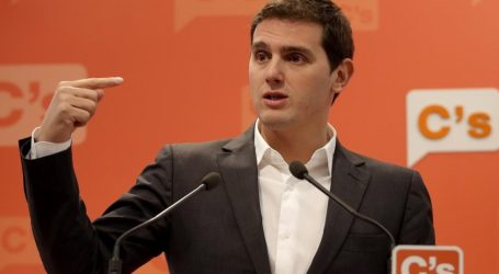 Ισπανία: Την παραίτησή του υπέβαλε ο πρόεδρος των Ciudadanos