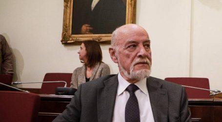 Πέθανε ο δημοσιογράφος και αντιπρόεδρος του ΕΣΡ, Ροδόλφος Μορώνης