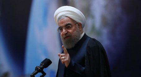 """Ροχανί: """"Μην απειλείτε ποτέ το ιρανικό έθνος"""""""