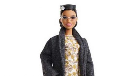Η Αμερικανίδα ακτιβίστρια Ρόζα Παρκς έγινε κούκλα Barbie