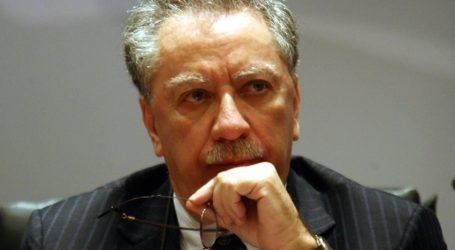 Σάλλας: Έχω ταχθεί υπέρ της εξόδου της χώρας από τα μνημόνια χωρίς προληπτική γραμμή στήριξης